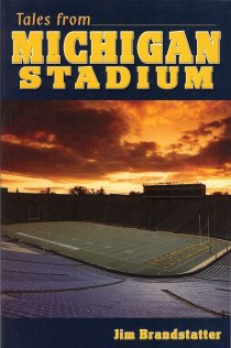 Tales from Michigan Stadium Volume I & II - Tales1cover